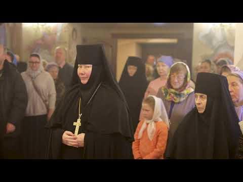 Митрополит Даниил возглавил Литургию в Введенском женском монастыре села Верхняя Теча