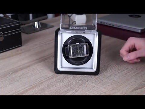 [Deutsch] Günstiger Uhrenbeweger von Klarstein // Testbericht // FULLHD