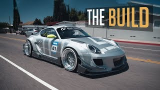 The Build | An INSANE $200,000 Custom Porsche Cayman SEMA Car!