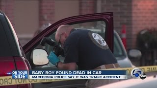 Dead child found in Macedonia Walmart parking lot after being left in SUV 10 hours