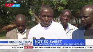 Kenya national alliance of sugarcane farmers want president not to implement sugar task-force report