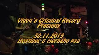 Video Vidoq´s Criminal Record - Premeny