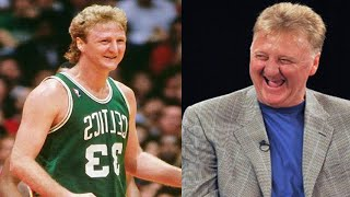 Larry Bird FUNNY MOMENTS