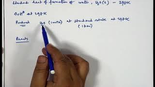 Chemical Thermodynamics 5