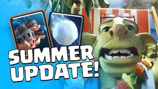 "TV Royale: ""Summer Update"" - Official Video Podcast Series"