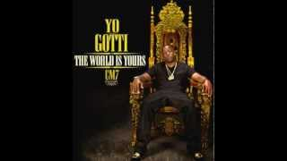 Yo Gotti - Ain't No Turning Around (CM7: The World Is Yours Mixtape)