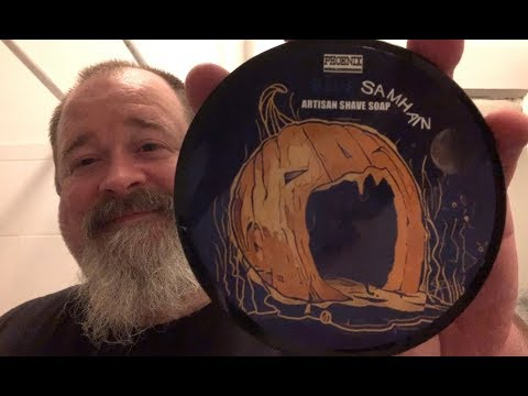 PAA: Blue Samhain with Rockwell 6S (6) Neckline Beard Cleanup