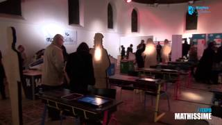 preview picture of video 'Exposition Mathissime à Mantes-la-Jolie'