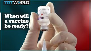 Why will a coronavirus vaccine take 18 months to develop?