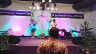 John Brown - Trusting In You (By Donnie Mcclurkin)