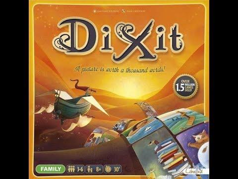Dixit - Review