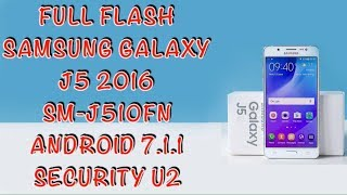 Flash/Upgrade firmware Samsung J510FN  - Самые лучшие видео