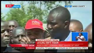 KTN Newsdesk 7th December 2016 - [Part 2] - North Rift leaders meet ahead of President Uhuru's visit