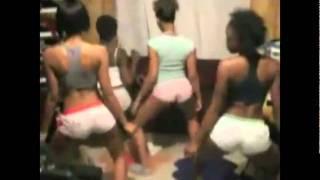 GHANA BOOTY SHAKE (MUSIC BY KEMIKAL FT PREGOO