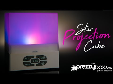 Star Projection Cube