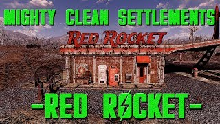 Mighty Clean Settlements Red Rocket