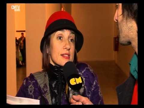 Hilda Lizarazu video Entrevista CM - Ciudad Emergente 2015
