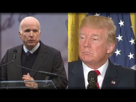 BREAKING: AFTER MCCAIN ATTACKED HIM THIS MORNING, TRUMP JUST ENDED HIM WITH THIS SECRET WEAPON
