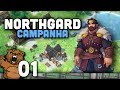 O Come o Da Vingan a Northgard Campanha 01 Gameplay Por