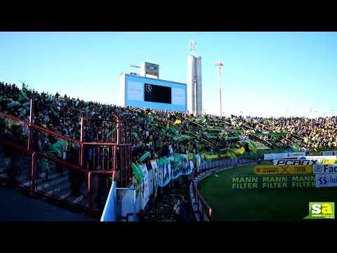 """""""Aldosivi 1 - Los Andes 1 // Www.SomosAldosivi.Com.Ar"""" Barra: La Pesada del Puerto • Club: Aldosivi"""