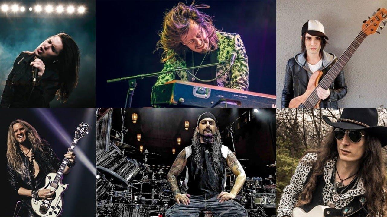 Jelusick / Portnoy / Linder / Doley / Hoekstra/ JustinJohnson - Foreplay / Long Tim