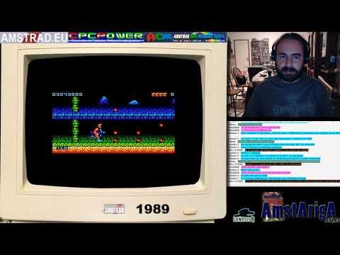 Sélection Amstrad 1989