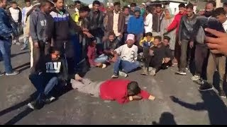Assam: Protests Erupt In Dibrugarh Over The Passing Of Citizenship Amendment Bill By Lok Sabha