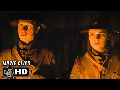 1917 Clips + Trailer (2019) Sam Mendes