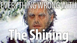 Everything Wrong With The Shining in Murderous Minutes or More