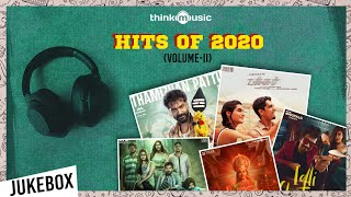 Hits of 2020 (Volume 2) - Tamil Songs | Audio Jukebox