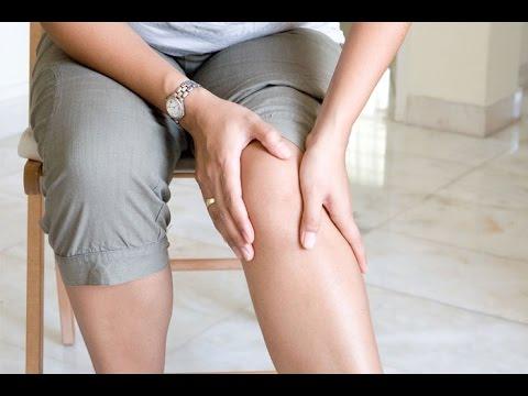 Боль в коленном суставе и пятке
