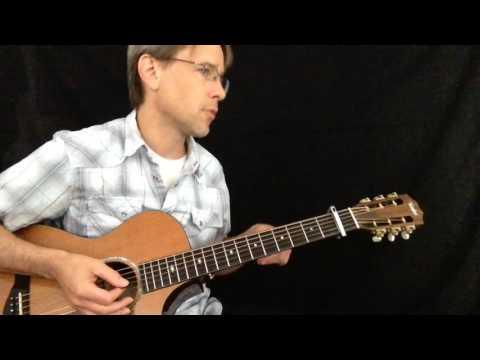 Babylon - acoustic guitar lesson