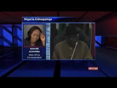 Nigeria kidnapping saga