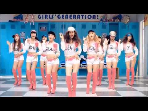 K-POP hit songs from 2008-2012 in 15 minutes