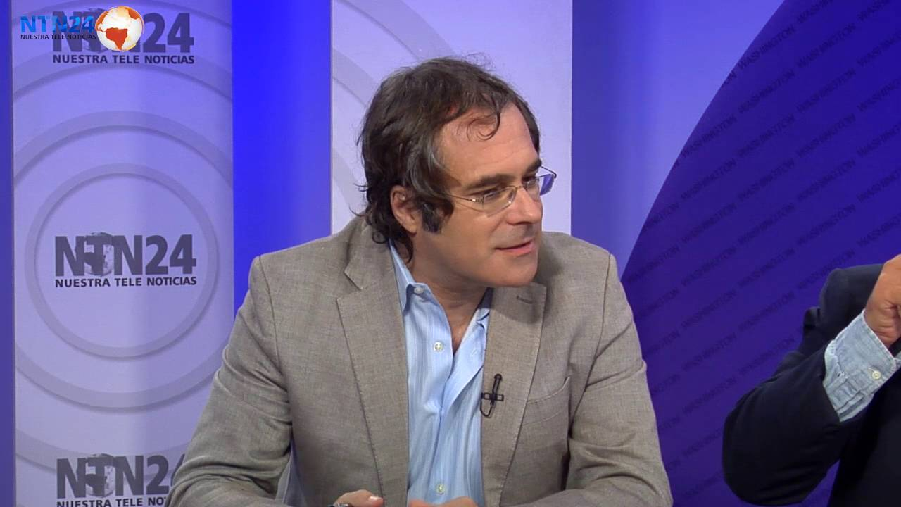 Manuel Aguilera en Club de Prensa NTN24