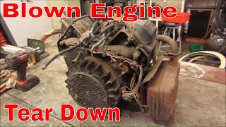 Why Did This Engine Fail?