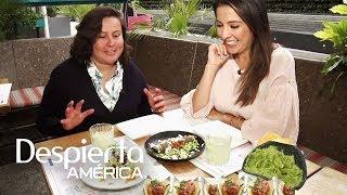 Maity Interiano encuentra un pedacito de México en Londres