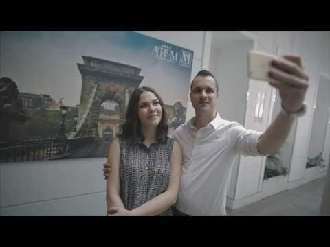 Atrium Fashion Hotel - Videó