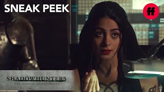 Shadowhunters | Season 3, Episode 2 Sneak Peek: Izzy's Dating Advice | Freeform