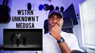 WSTRN   Medusa (feat. Unknown T) [Reaction] | LeeToTheVI