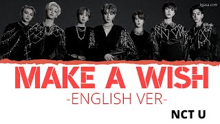 Kadr z teledysku Make A Wish (Birthday Song) [English Ver.] tekst piosenki NCT U