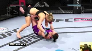 UFC - Ronda Rousey vs Cat Zingano - UFC Rivalry Fights | UFC Fights 2014