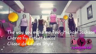 Coreografia del grup de Ladies Style