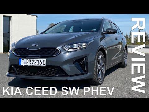 2020 KIA Ceed SW PHEV 1.6 DIG Fahrbericht Test Review Kaufberatung Verbrauch Kritik Voice over Cars