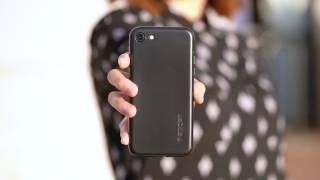 Spigen Thin Fit 360 Case for iPhone 7 - Dante Red