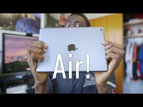 Apple iPad Air Review!