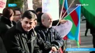 Иран недоволен Азербайджаном