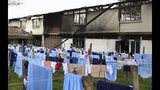 The hex of school fires torment Kenya once more as girls perish in another School fire in Nairobi