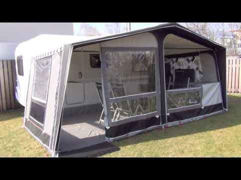 Camping Vorzelt Isabella Ambassador im Test