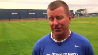 Head Coach Tom Westerberg, Barbers Hill High School - Chevy Spotlight